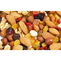 Notre sélection de fruits secs